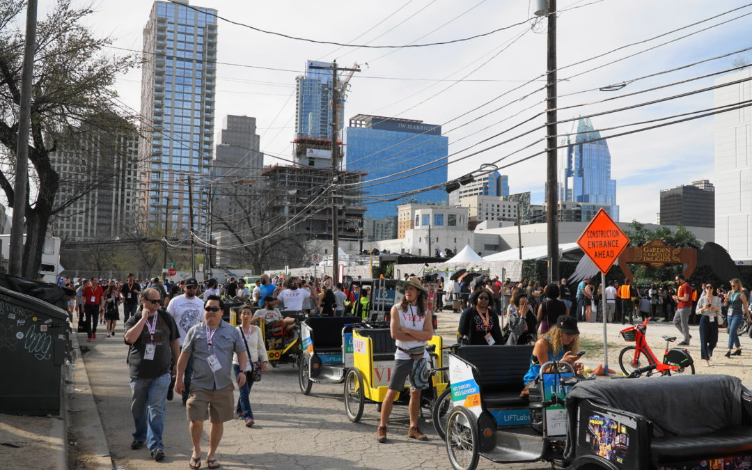 This is what happens at SXSW 2021
