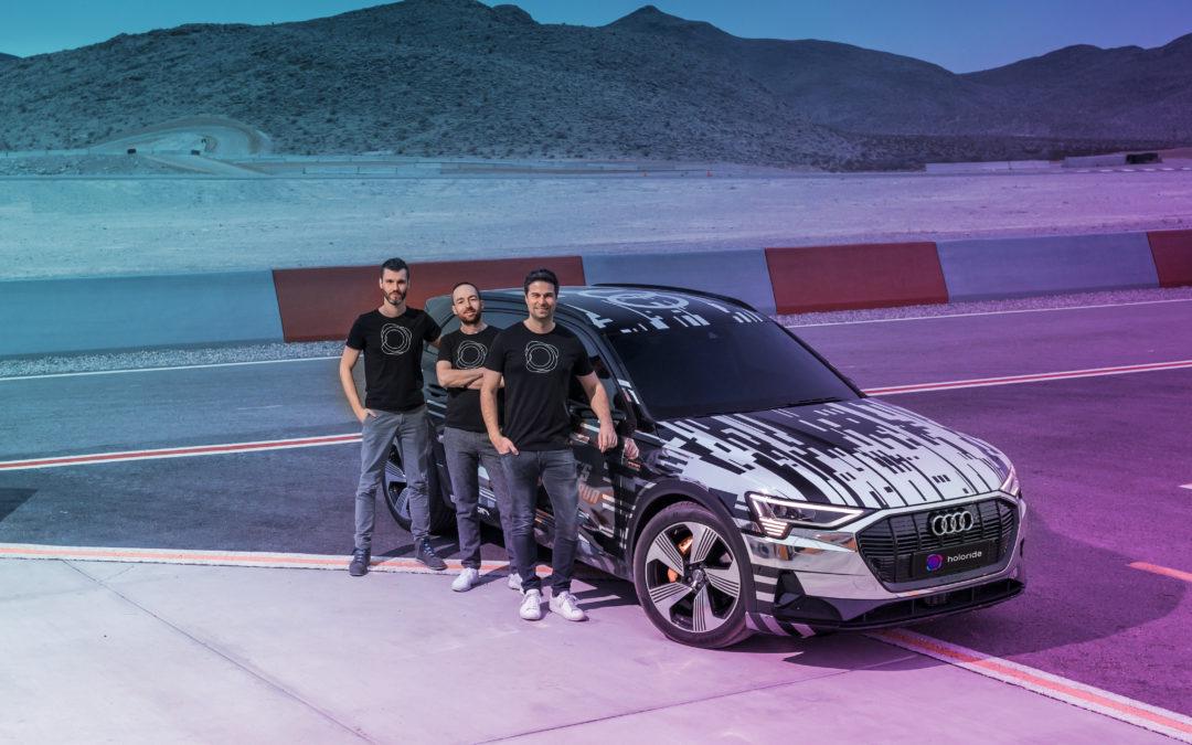 holoride macht Autofahrten zum virtuellen Abenteuer