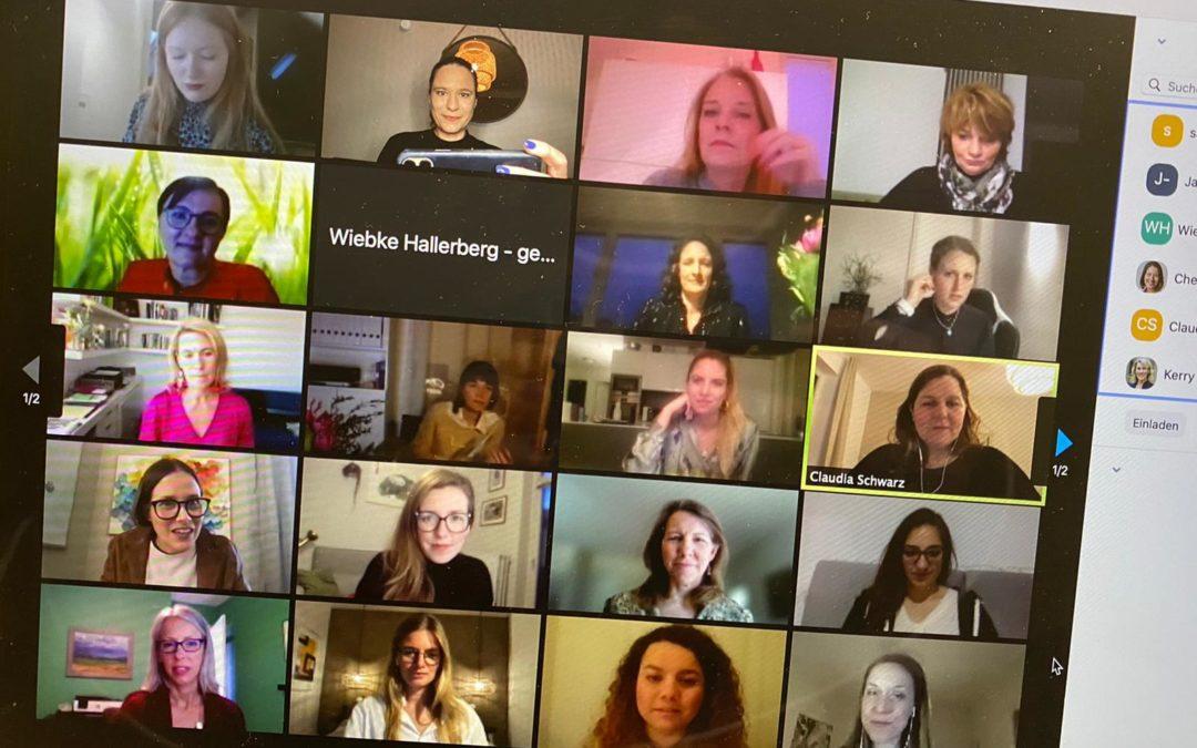 Transatlantisches Netzwerken beim Ladies Dinner – SXSW-Edition